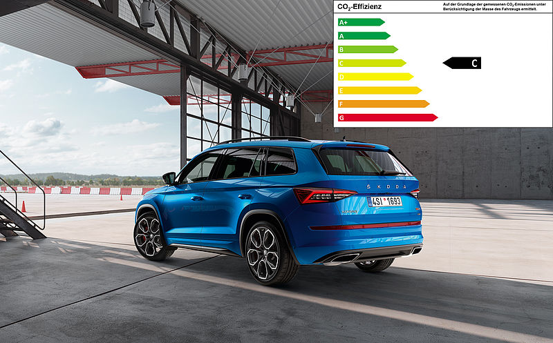 Dynamic Sound Boost im ŠKODA KODIAQ RS